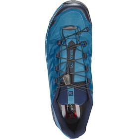 Salomon Outpath Shoes Herr moroccan blue/night sky/black